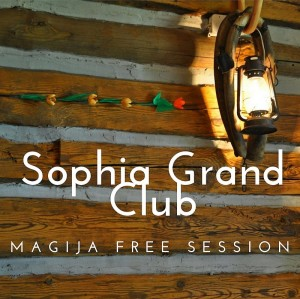 Sophia Grand Club - Magija Free Sessions - płyta cyfrowa